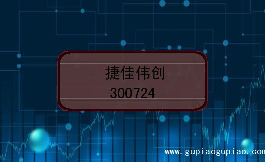 捷佳伟创的证券代码(300724)
