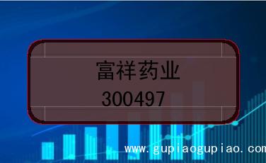 富祥药业上市编码(300497)