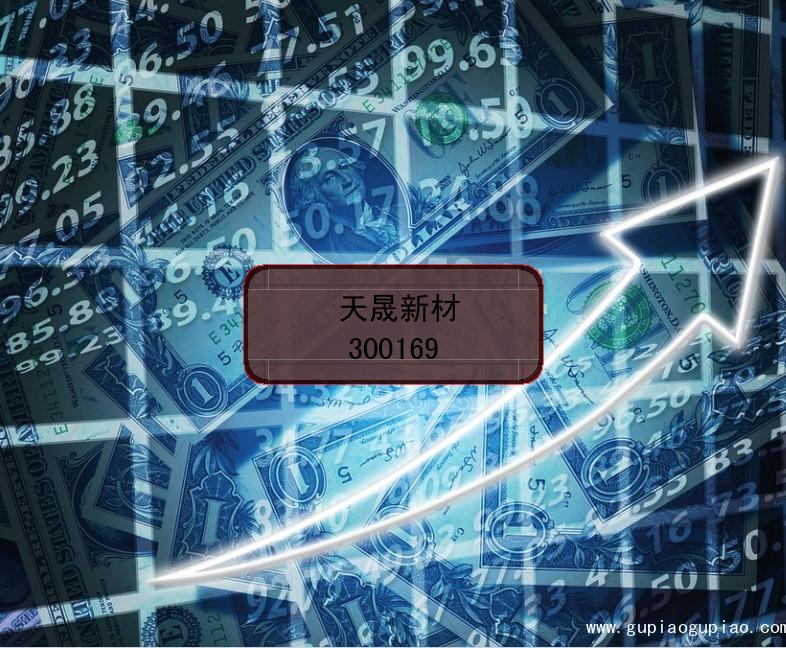 天晟新材上市编码(300169)